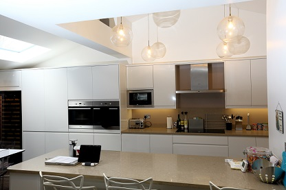 Do I Have Room For A Kitchen Island London Building